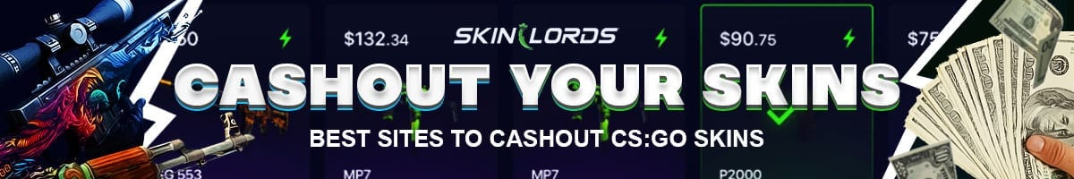 Best Sites to Cashout Your Skins